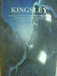 【書寶二手書T8/收藏_ZJT】Kingsley_Modern and..Art_2014/12