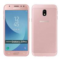 Samsung 三星到SAMSUNG GALAXY J3 Pro智慧型手機J330 - 粉【愛買】