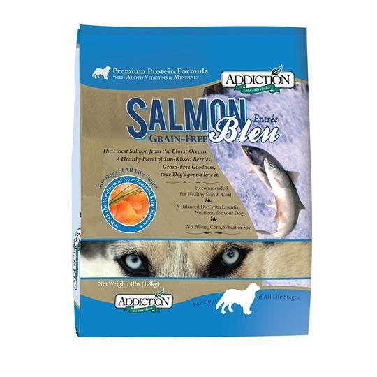 自然癮食Addiction無穀乾糧 成犬藍鮭魚【9kg】【15kg】