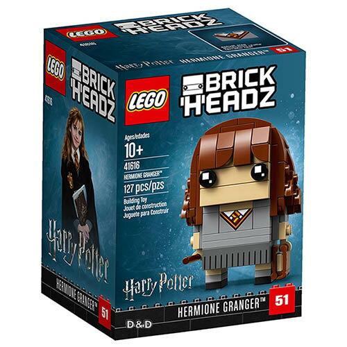 樂高積木LEGO《LT41616》2018年Brickheadz積木人偶系列-妙麗HermioneGranger™V29