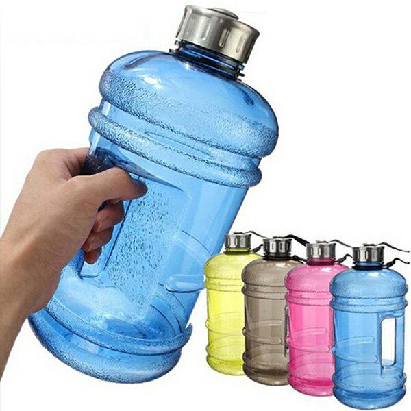 PS Mall 夏日冷水杯2.2L環保塑膠冷水壺健身房【J1065】 1