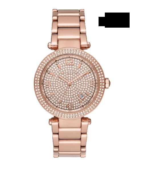 【Michael Kors】經典奢華環狀晶鑽腕錶 精品手錶 名牌非 Tommy kate spade CK Coach MJ LV Chanel Hermes