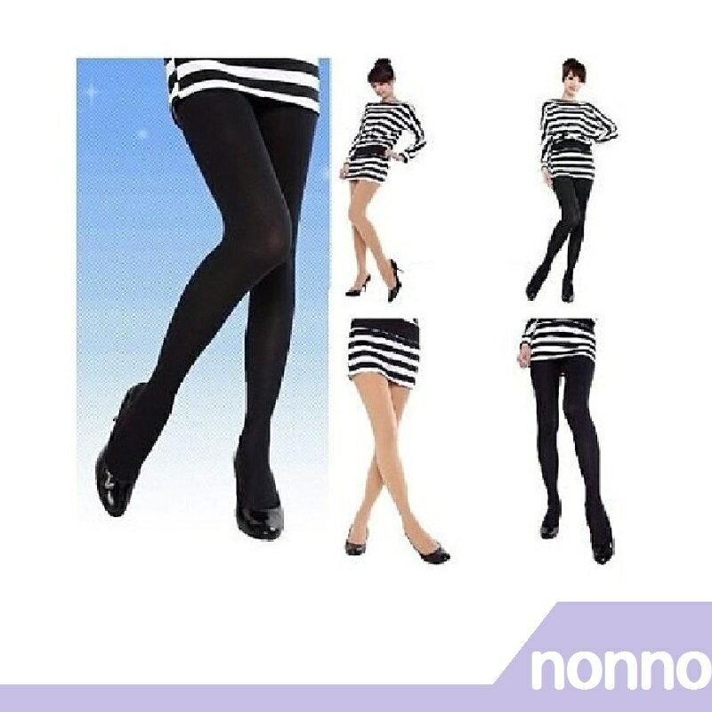 【RH shop】nonno 儂儂褲襪 280D 健康褲襪 /功能襪/高係數機能襪