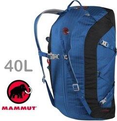 Mammut 長毛象 Cargo Light 旅行袋/手提行李袋/輕量裝備袋 40L 2510-03880 5611黯青