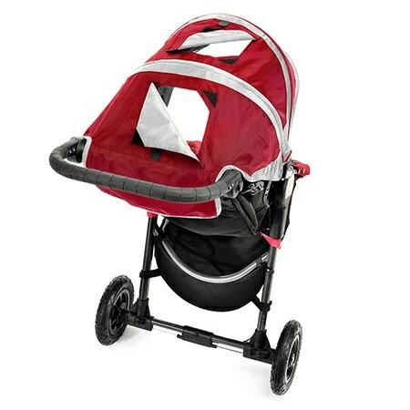 美國【Baby Jogger】City Mini GT 三輪嬰兒手推車 2