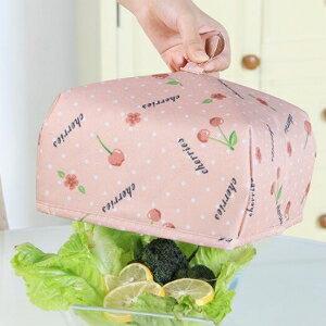 美麗大街【BF300E3】飯菜保溫菜罩鋁箔保溫蓋折疊食物罩飯菜蓋菜罩保溫保鮮