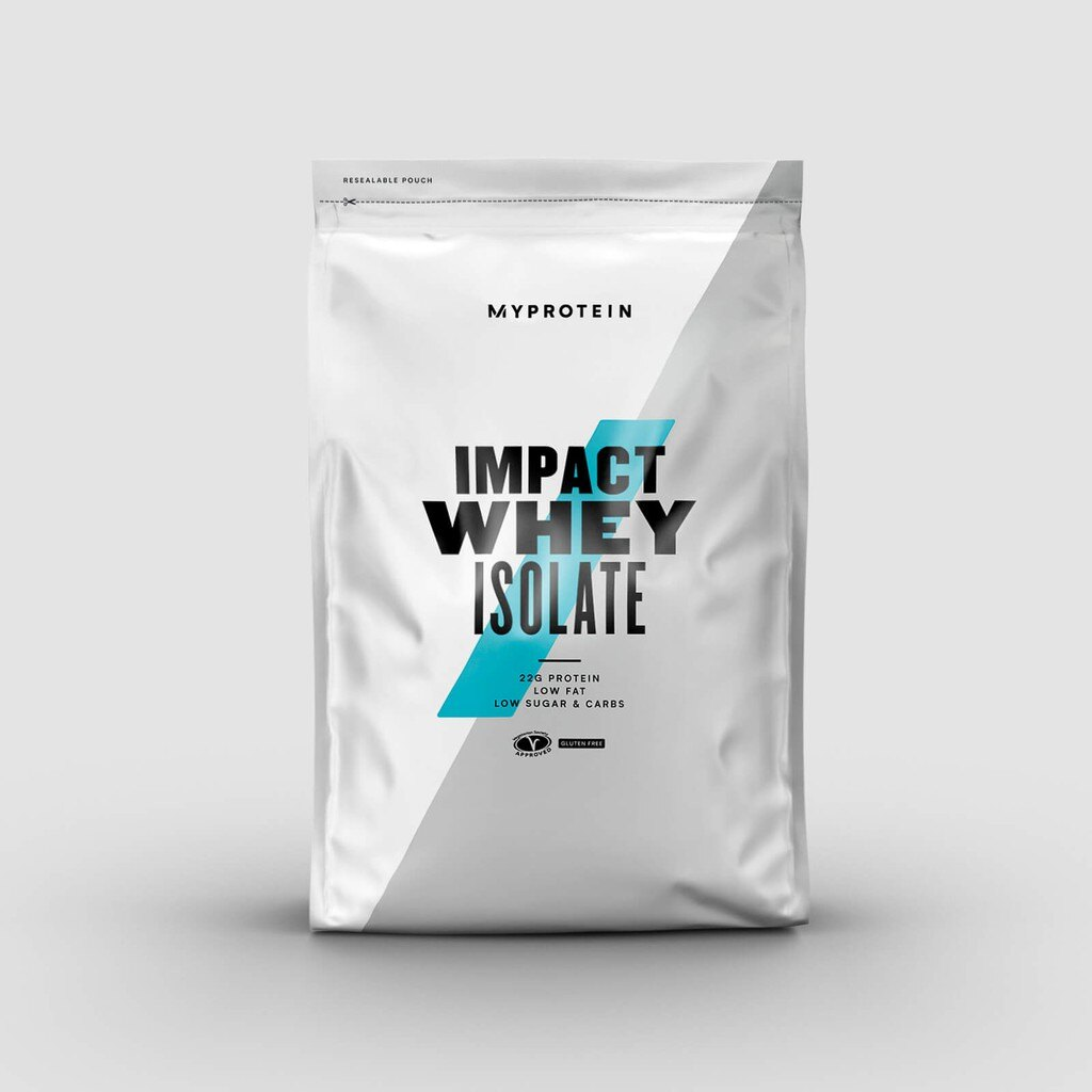台灣代理分離式乳清蛋白 MyProtein Isolate Whey Protein 1kg