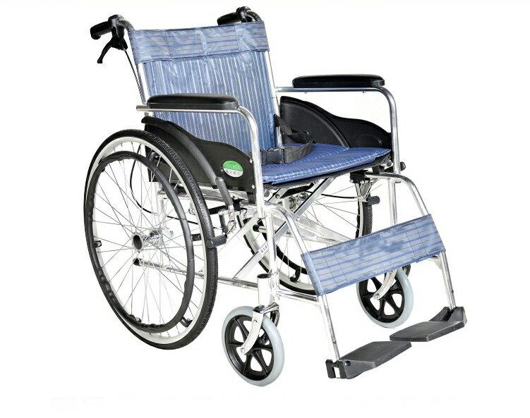 來而康 頤辰 機械式輪椅 YC-1000 輪椅B款補助 贈 輪椅置物袋