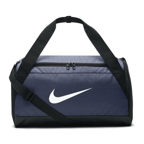 NIKEBrasiliaDuffel行李袋旅遊健身大容量手提側背藍【運動世界】BA5335-410