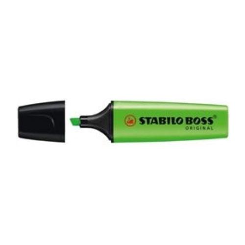 【STABILO】 天鵝BOSS 70/33 綠 螢光筆