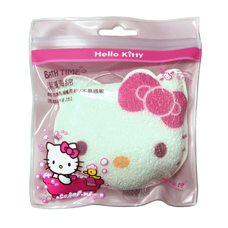 帕瑞詩Hello Kitty潔膚海綿1入 1