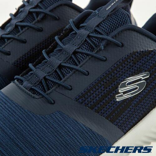 超取$499免運 ▶帝安諾-實體店面 SKECHERS BOUNDER 深藍 慢跑鞋 健走鞋 休閒鞋 52504