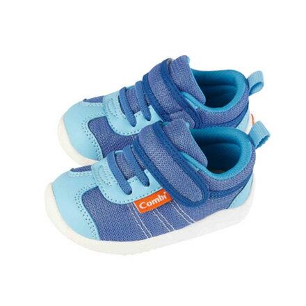 Combi康貝時尚紐約幼兒機能鞋-謎幻藍【悅兒園婦幼生活館】