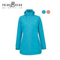 時尚防曬遮陽外套到【POLAR BEAR】女款彈性抗UV長版外套就在POLAR BEAR北極熊推薦時尚防曬遮陽外套