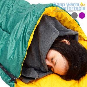 舒適搖粒絨保暖睡袋內套 抓絨睡袋內膽露宿袋內袋.空調被空調毯懶人毯冷氣毯子.防汙雙人毛毯涼