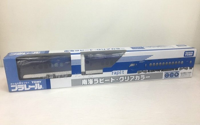 【Fun心玩】TP73859 麗嬰 PLARAIL 多美 鐵道王國 EVENT 南海拉比特 會場限定版 特急列車