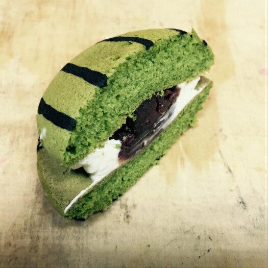 西瓜雪燒蛋糕(6入) - 九鬼咖啡烘焙桃園店