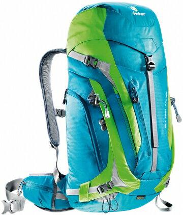 【露營趣】中和 送贈品 德國 deuter ACT TRAIL PRO 34L拔熱透氣背包 休閒背包 登山背包 3441115