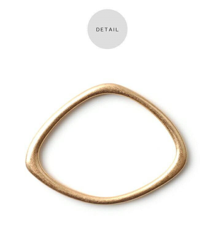 日本CREAM DOT  /  バングル ヴィンテージ メタル レディース ゴールド 金 シルバー 銀 シンプル 上品 ブランド アクセサリー プレゼント 大人 レディース 女性 大人 ジュエリー  /  qc0320  /  日本必買 日本樂天直送(1690) 6