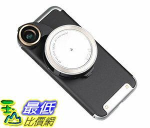 [106 美國直購] Ztylus B06XNJHB6W iPhone 7 Plus(5.5吋)鏡頭組手機殼保護殼 4in1 Revolver Lens Smartphone Camera Kit