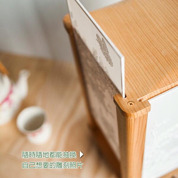 幸福森林:幸福森林.客製化禮品雙層燈箱