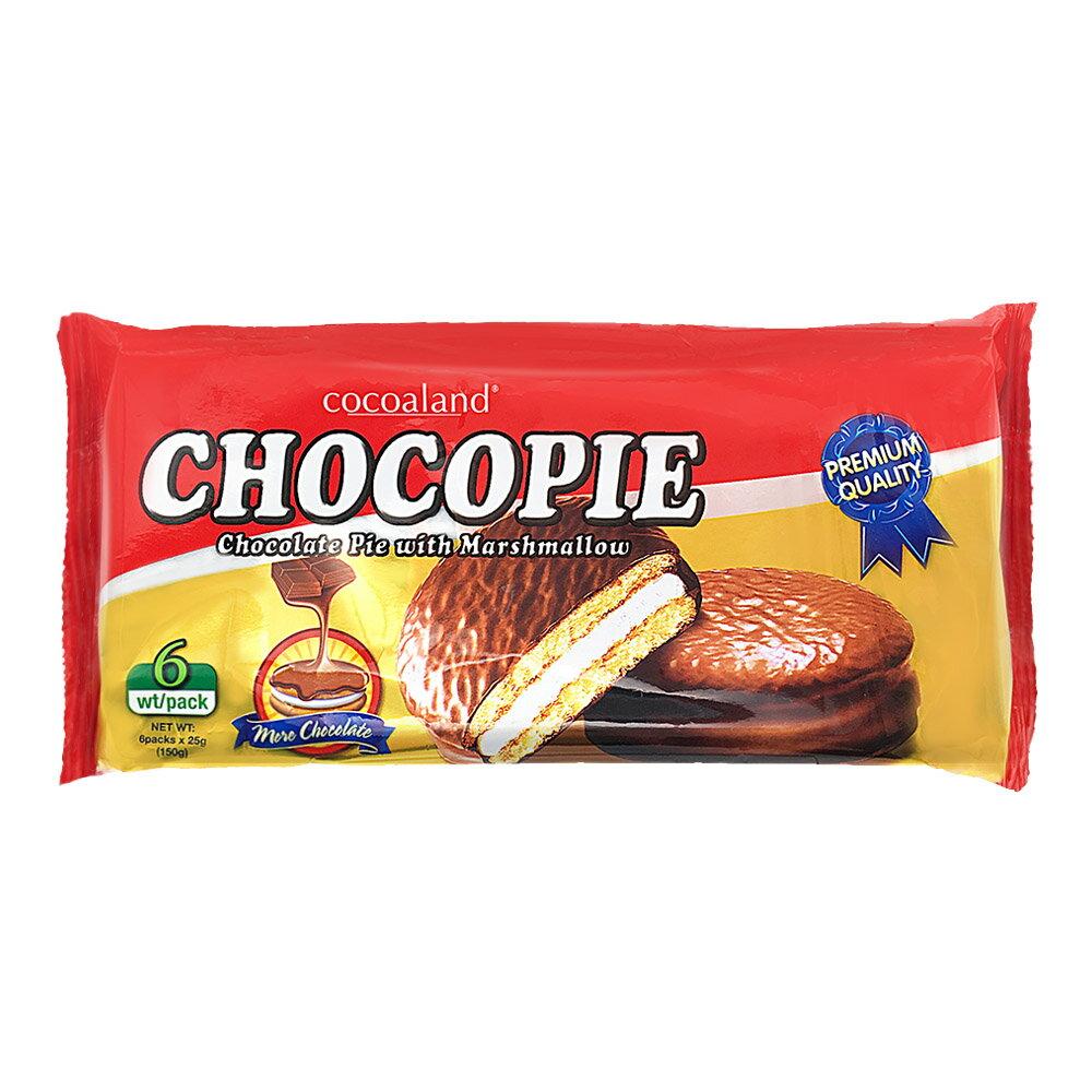 Cocoaland 巧克力風味派(巧克力派、黑巧克力、草莓)