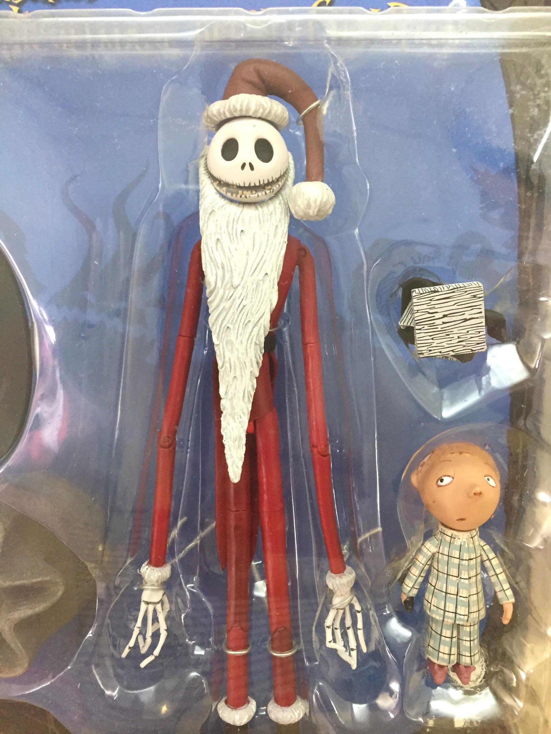 【真愛日本】5092600045 二代聖誕-JACK  聖誕傑克 聖誕夜驚魂 玩具 公仔 收藏 限量 絕版