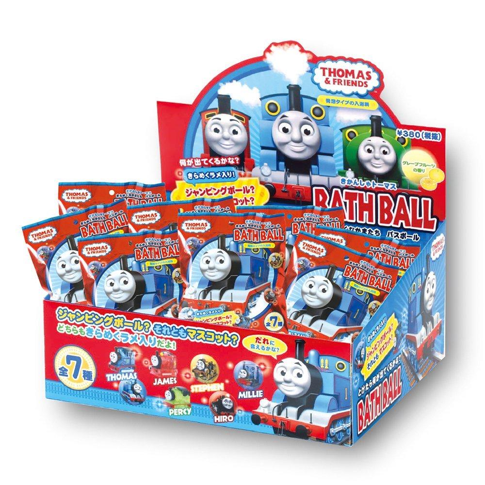 X射線【C258216】湯瑪士入浴球,泡澡/沐浴球/入浴劑/小火車/泡澡球/Thomas/玩具/洗澡球