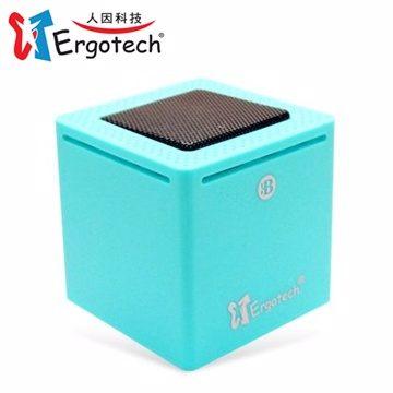 Ergotech 人因科技 SB1002B 魔力方糖 藍牙無線行動數位音響(艾吉爾) [天天3C]