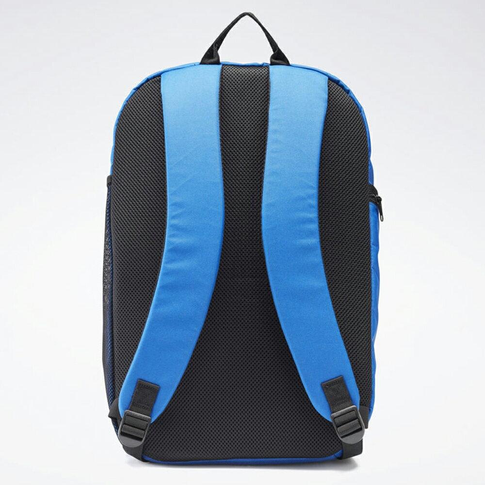 【領券最高折$300】Reebok ONE SERIES TRAINING 訓練 健身 後背包 手提 側插袋 筆電隔層 藍【運動世界】FL5164