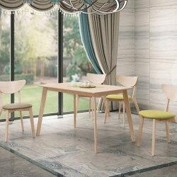 【石川家居】CE-B445-03 凱夫洗白4尺餐桌(不含餐椅) 北歐居家 餐廳/咖啡廳 台北到高雄搭配車趟免運