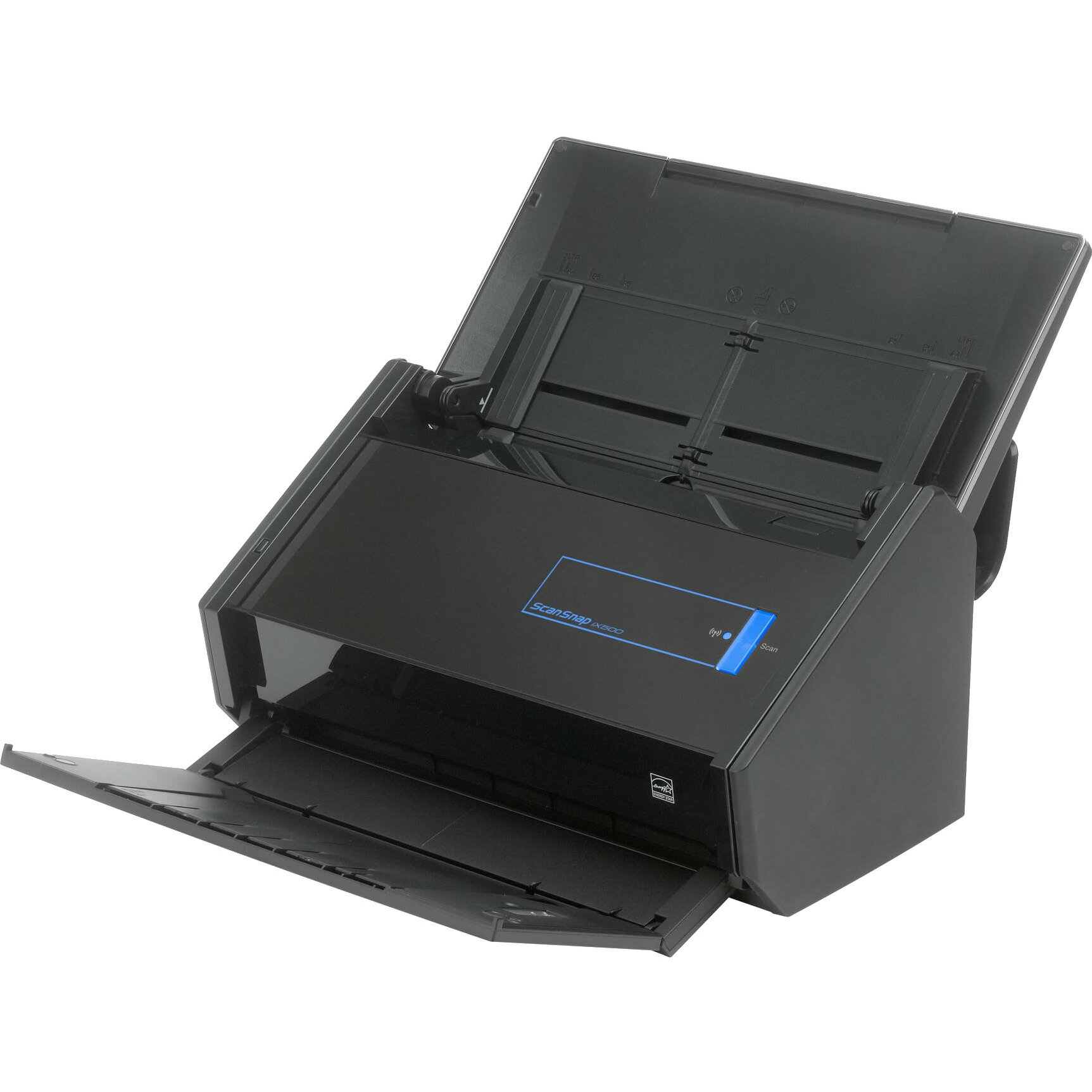 Fujitsu ScanSnap iX500 Sheetfed Scanner - 600 dpi Optical - 25 ppm (Mono) - 25 ppm (Color) - USB 0