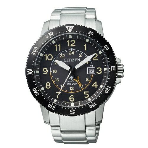 CITIZEN星辰PROMASTER登峰造極光動能腕錶BJ7094-59E