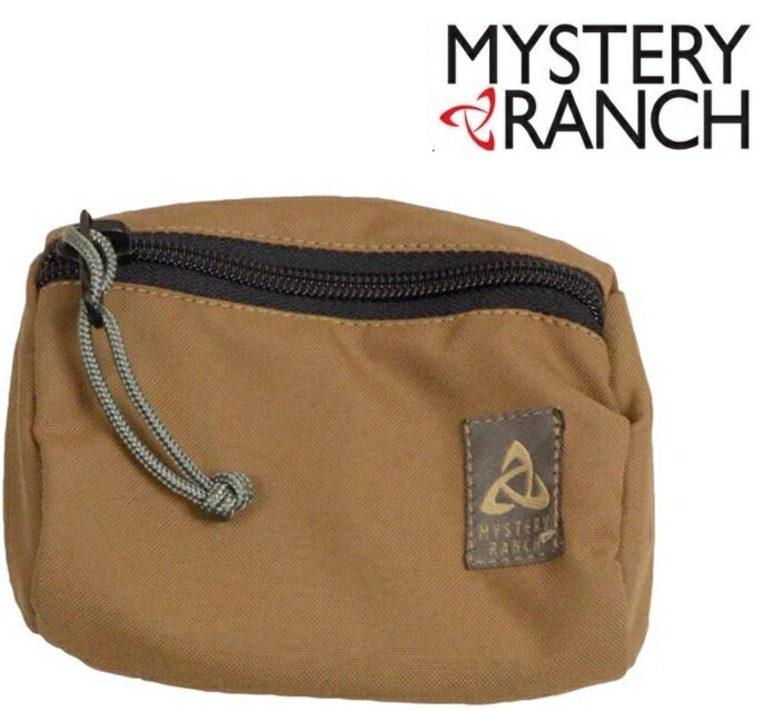 Mystery Ranch 神秘農場 腰帶外掛包 Removable belt pocket 61084 狼棕Coyote