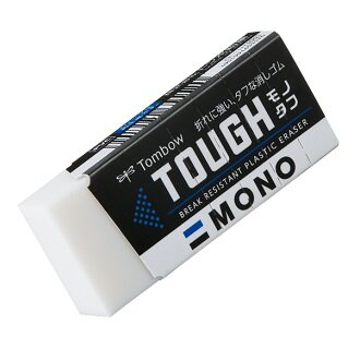 日本TOMBOW 蜻蜓牌 MONO Tough 強力 小 橡皮擦  / 個 EF-THS - 限時優惠好康折扣