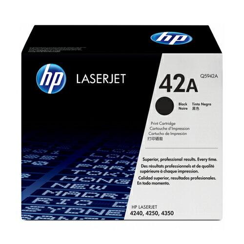 【免運】HP 原廠碳粉匣 Q5942A 適用 HP LJ 4250/4350