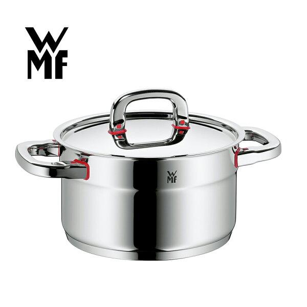 【德國WMF】PremiumOne高身湯鍋20cm3.3L