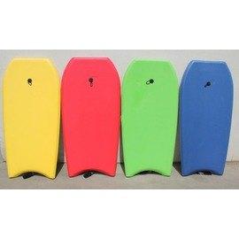 【趴式衝浪板-93cm-93*50*5cm-1套/組】XPE+EPS+PP 短板沖浪板 划水板 打水浮板 趴板滑水板 bodyboard 成人兒童皆可-56010
