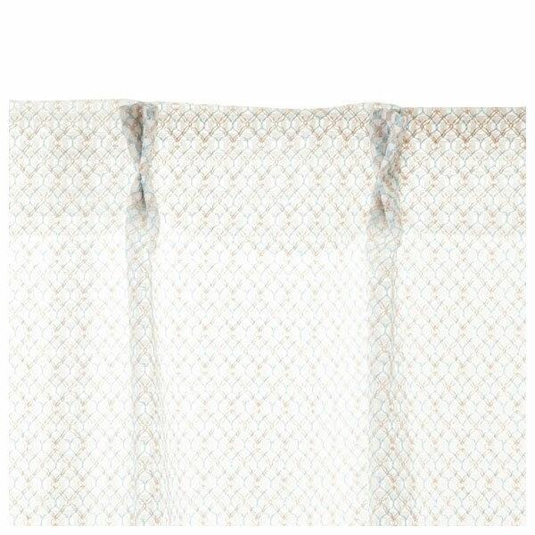 蕾絲窗簾 ESPACE TBL 150×176×1 NITORI宜得利家居 4