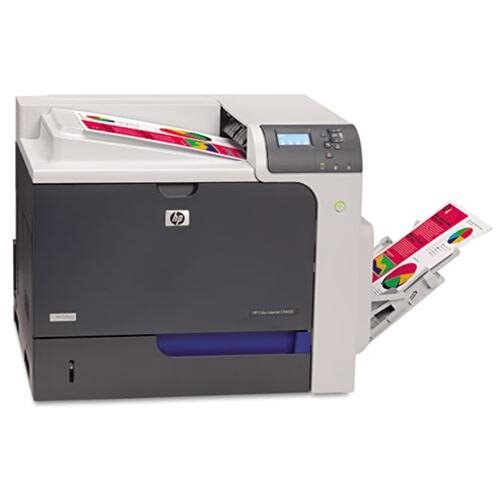 HP LaserJet CP4025n Color Laser Printer 1