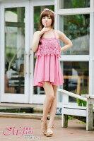 時尚洋裝 小禮服推薦到[瑪嘉妮Majani]- 甜美 氣質 大尺碼小禮服 伴娘服 沙灘裙  L~3XL 特價550元 免運 ds-112