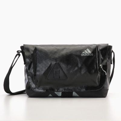 ADIDAS TRAINING  背包 側背包 黑 【運動世界】AZ8671