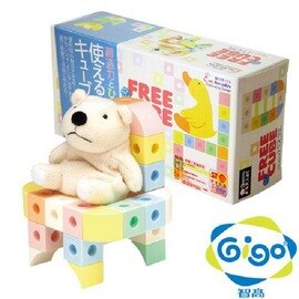 Gigo智高 - Free Cube - 粉彩 #3626 - 限時優惠好康折扣