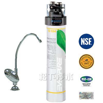Everpure 愛惠浦S101/S-104除鉛型淨水器(S104)含楊梅以北專業安裝