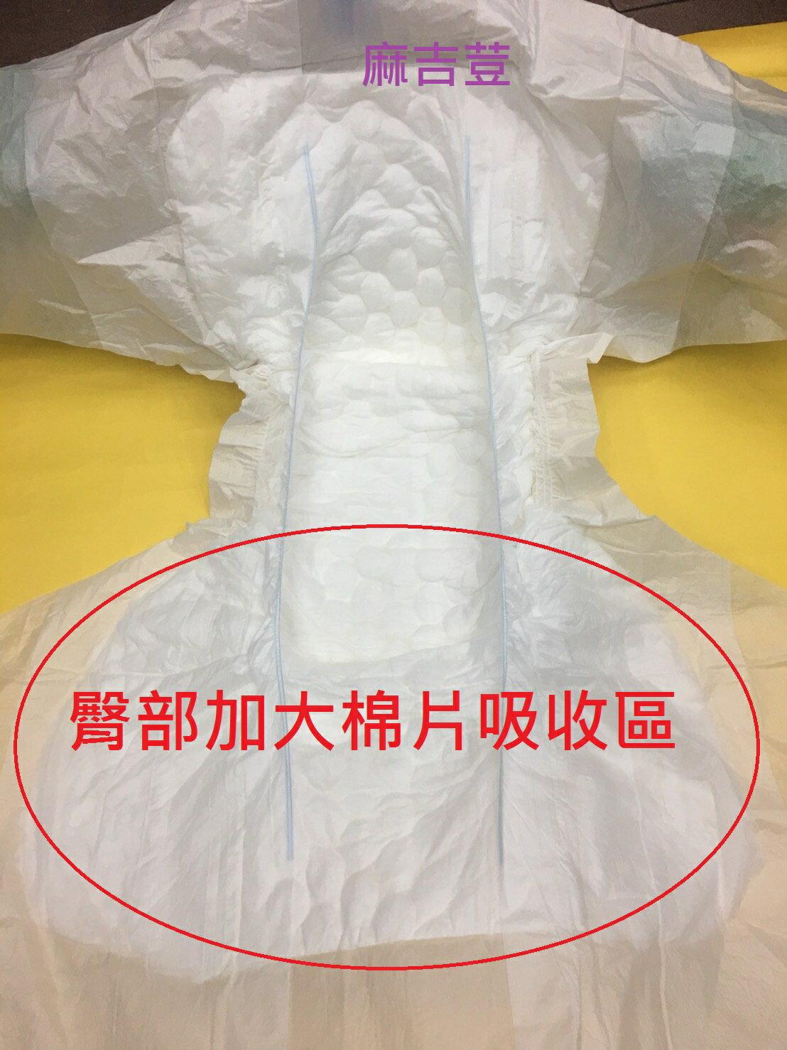 金安心透氣經濟型成人紙尿褲L~XL號 一箱6包/16入可搭包大人.安安.安親.添寧.來復易.紙尿片.濕巾/看護墊使用