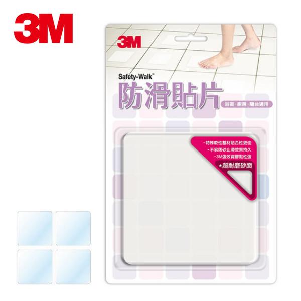 現貨3M防滑貼片(6入)透明