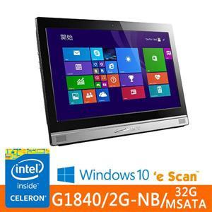 Genuine捷元 AVBody G20s-Bing-8O  AIO http://img.pcstore.com.tw/web_img/00.gif個人電腦 G1840處理器/2GB DDRIII記憶體/32G MSATA SSD硬碟/配備 Windows 10