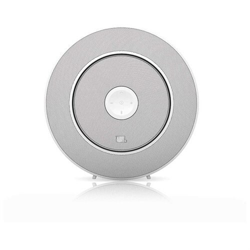 JBL Voyager Portable Bluetooth Speaker (White) 3
