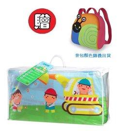贈OOPS可愛動物背包】3M-新絲舒眠兒童午安被睡袋/兒童睡袋(藍色) 2080元