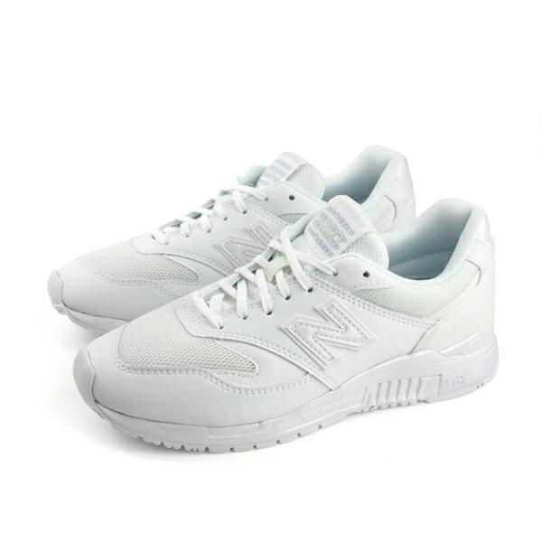 NEWBALANCE840系列復古鞋運動鞋白色女鞋(窄楦)WL840PW-Bno400